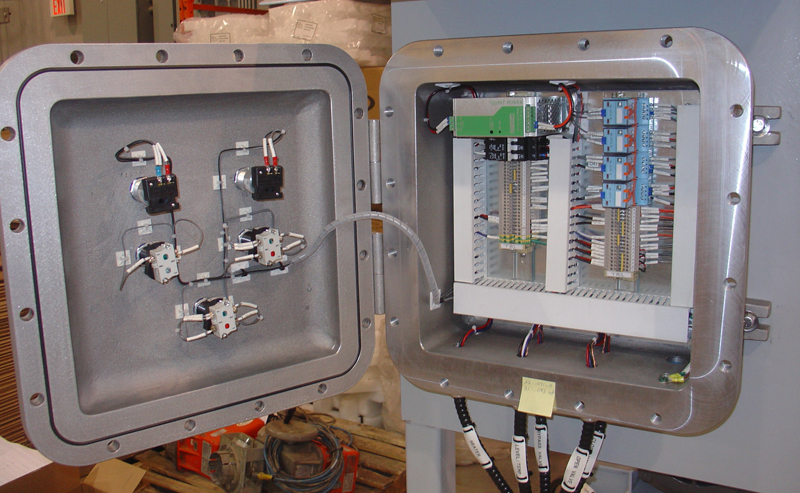 electrical control panel solutions