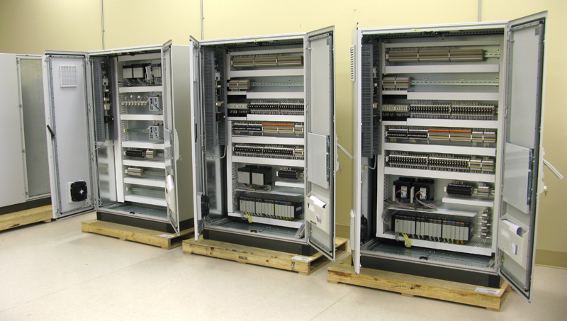 control panel builders